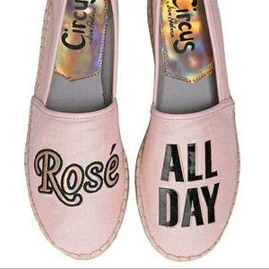 Sam Edelman Leni Rose All Day Espadrilles Pink 8.5